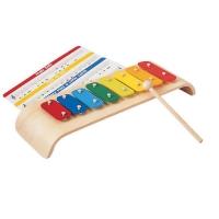 PLAN TOYS Деревянная игрушка Ксилофон 6416