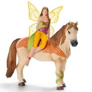 Эльфы Феечка Санжела на лошадке 70467
