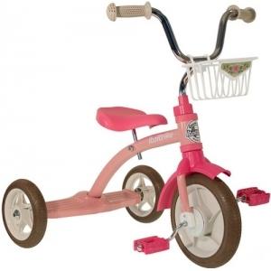 ITALTRIKE Велосипед трёхколёсный Classic Line розовый 7111CLA992680