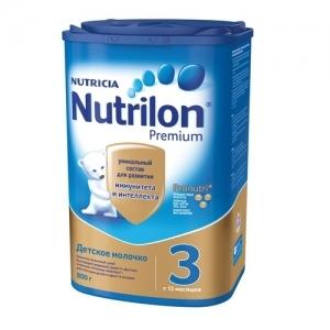 """Nutrilon 3"" сухой Молочный напиток с 12 месяцев 800 г."