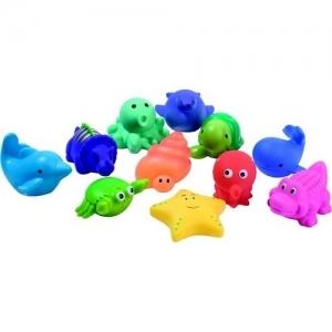 Martin Fuchs игрушка для ванной Морские животные 9810