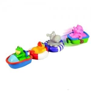 Martin Fuchs игрушка для ванной Животные с магнитом ассортимент 9816
