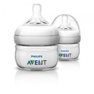 AVENT Natural  Бутылочка 60 мл (0-6 мес) SCF699/17