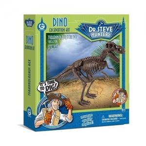 """CL1663 K GEOWORLD Dr.Steve Набор для проведения раскопок """"Тираннозавр"""""""