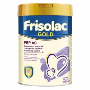 Friso pep АС Смесь  для детей с аллергией к белкам коровьего молока (Глубокий гидролизат казеина).