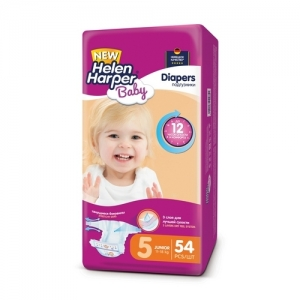 Подгузники Helen Harper Baby  №5 (11-25 кг) 54 шт.