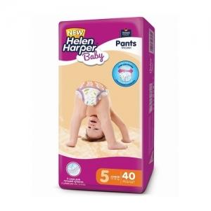 Трусики-подгузники Helen Harper Baby Junior  (12-18 кг) 40 шт.