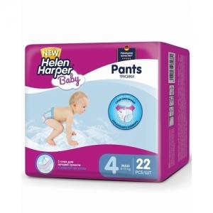 Трусики-подгузники Helen Harper Baby Maxi (8-13 кг) 22 шт.