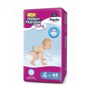 Трусики-подгузники Helen Harper Baby Maxi (8-13 кг) 44 шт.
