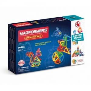 """MAGFORMERS Магнитный конструктор """"Creative Set 90"""" 703004"""