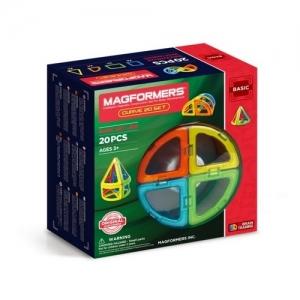 "MAGFORMERS Магнитный конструктор ""Curve 20 set"" 701010"