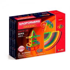 "MAGFORMERS Магнитный конструктор ""Curve 50 set"" 701012"