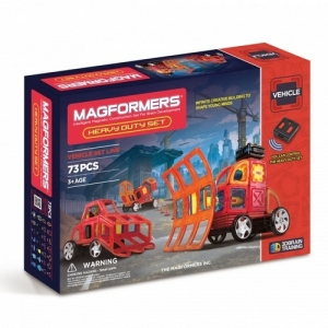 "MAGFORMERS Магнитный конструктор ""Heavy Duty Set 73"" 707007"