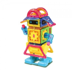 "MAGFORMERS Магнитный конструктор ""Walking Robot Set 45"" 709004"