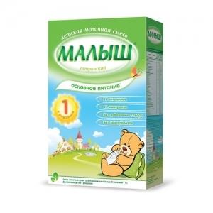 """""""МАЛЫШ Истринский 1"""" молочная смесь с Рождения 350 г."""