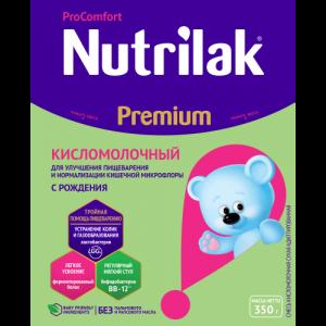 """""""Nutrilak КМ КислоМолочный"""" с рождения 350 г."""