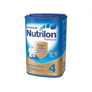 """Nutrilon 4"" сухой Молочный напиток с 18 месяцев 800 г."