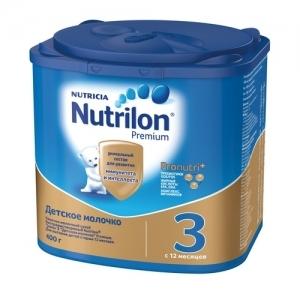 """""""Nutrilon 3 Junior"""" Детское молочко с 1 года 400 г."""