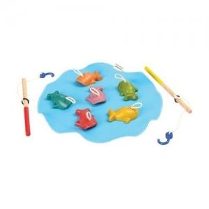 PLAN TOYS Деревянная игрушка Рыбалка 5629