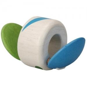 PLAN TOYS Деревянная игрушка Погремушка Трещётка 5228
