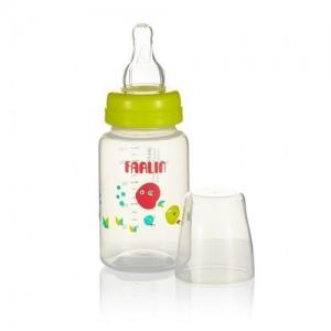 PP-868 FARLIN Бутылочка для кормления состандартным  горлышком, 150 мл
