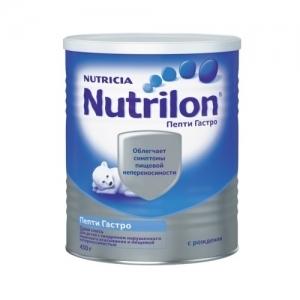 """""""Nutrilon Пепти Гастро"""" при нарушенном кишечном всасывании с Рождения 450 г."""