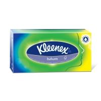 """Kleenex  Салфетки """"Design"""" в картонном боксе  70 шт."""