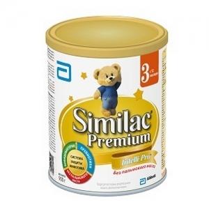 """Similac Premium 3"" 400 г. сухой молочный напиток с 1 года"