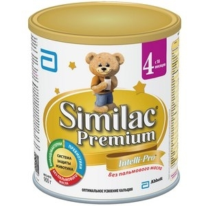 """""""Similac Premium 4"""" 900 г. сухая молочная смесь"""