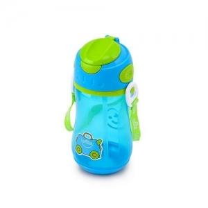 TRUNKI Бутылочка для воды голубая 0294-GB01