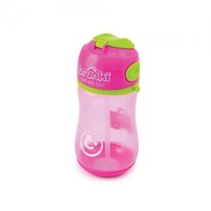 TRUNKI Бутылочка для воды розовая  0295-GB01