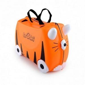 TRUNKI чемодан на колесиках Тигр (до 36 кг) 0085-GB01