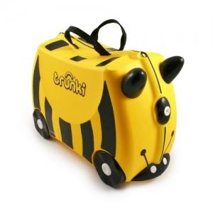 TRUNKI чемодан на колесиках Пчёлка (до 36 кг) 0044-GB01