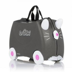TRUNKI чемодан на колесиках Котенок Бенни  0180- GB01 (до 36 кг)