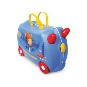 TRUNKI чемодан на колесиках Медвежонок Паддингтон (до 36 кг)  0317- GB01