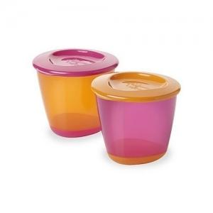 Tommee tippee Набор контейнеров для хранения детского питания 4+ (2 шт.) 44650271