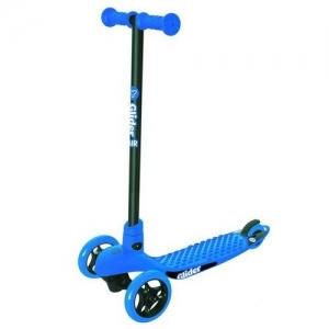 Yvolution Самокат Glider Air синий