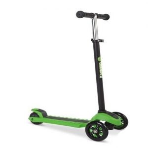 Yvolution Самокат Glider XL  зеленый