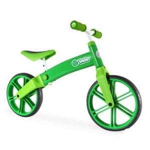 Yvolution Беговел Velo Balance Bike зеленый