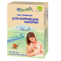"""Fleur Alpine"" чай для Кормящих Матерей Травяной"
