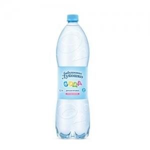 """""""Бабушкино лукошко"""" вода 1,5 литра"""