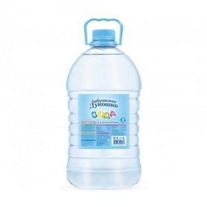 """""""Бабушкино лукошко"""" вода 5 литров"""