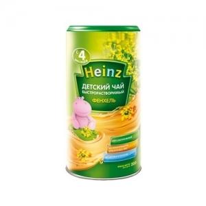 """""""Heinz""""  Чай быстрорастворимый порционный Фенхель с 4 месяцев 200 г."""