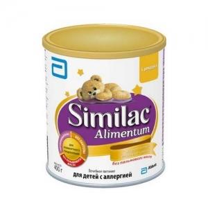 """АЛИМЕНТУМ """"Similac Alimentum"""" с рождения 400 г."""