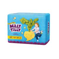 MiLLY TiLLY пелёнки детские (60*60 см) 10 шт