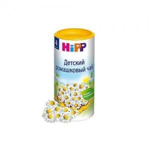 """""""HiPP"""" чай из Ромашки НизкоАллергенный с 4 месяцев 200 г."""