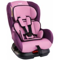 """Детское АвтоКресло """"SIGER"""" - """"НАУТИЛУС"""" Группа 0+1 (от 9 до 18 кг.) Цвет: Фиолетовый"""