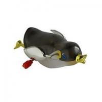 40552 Z Wind Ups Игрушка-заводилка Пингвин плавунец