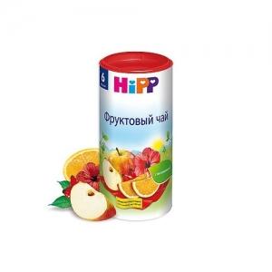 """""""HiPP"""" чай Фруктовый с витамином """"С"""" с 6 месяцев 200 г."""