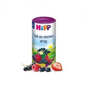 """""""HiPP"""" чай из Лесных Ягод с 6 месяцев 200 г."""